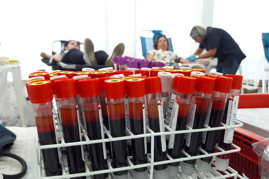 Saúde - Primeira Campanha de Doação de Sangue de 2018 acontece na terça