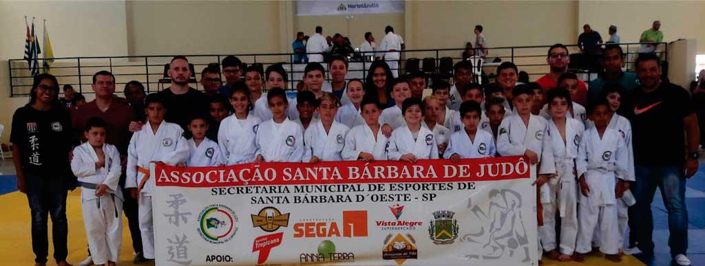 Esporte - Judocas conquistam a segunda colocação em Hortolândia