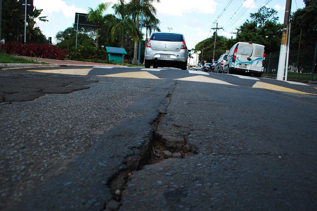 Cidades - Prefeitura lança edital para recuperar novas vias