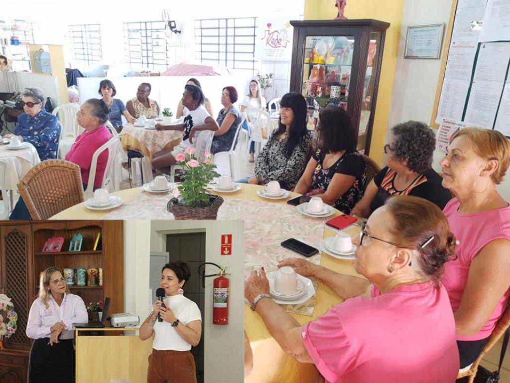 Foto Do Dia - Comemoração do Dia das Mulheres