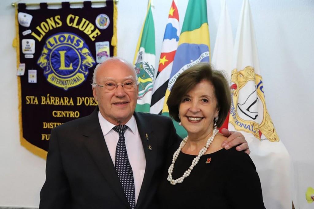 Cidades - Lions Clube SBO Centro completa 60 anos dia 13