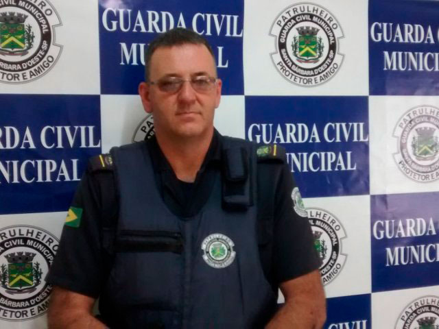 Cainelli assume comando do canil da Guarda Civil