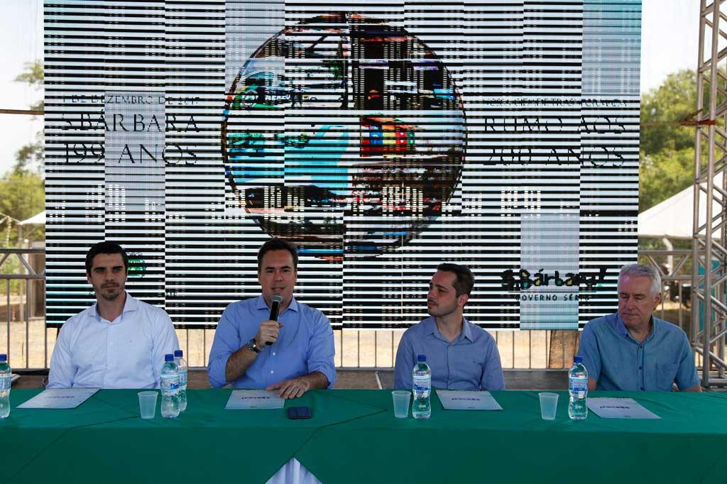 Cidades - Prefeito Denis Andia anuncia ações rumos aos 200 anos