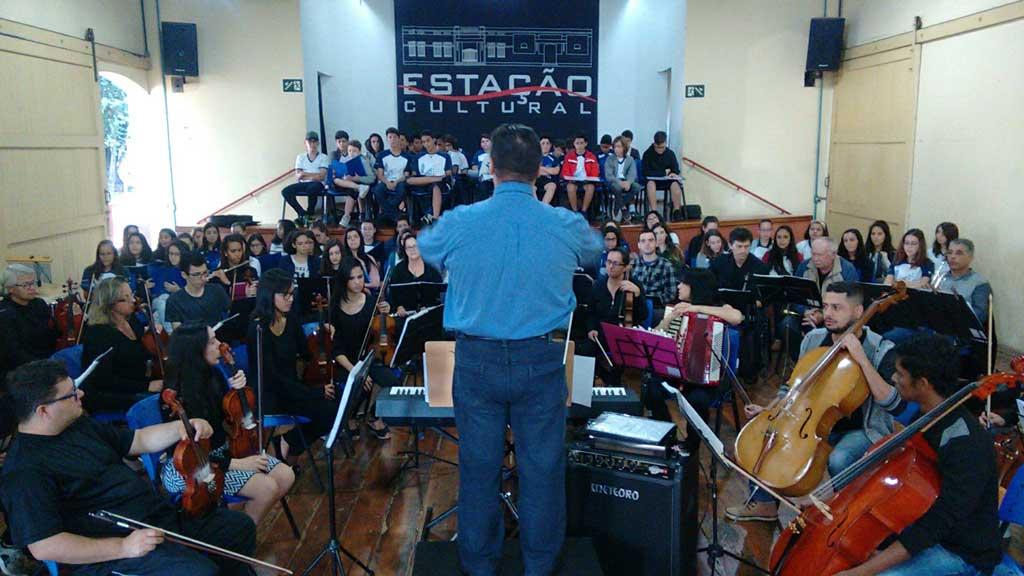 Cultura - Estação Cultural da Fundação Romi comemora 10 Anos de história