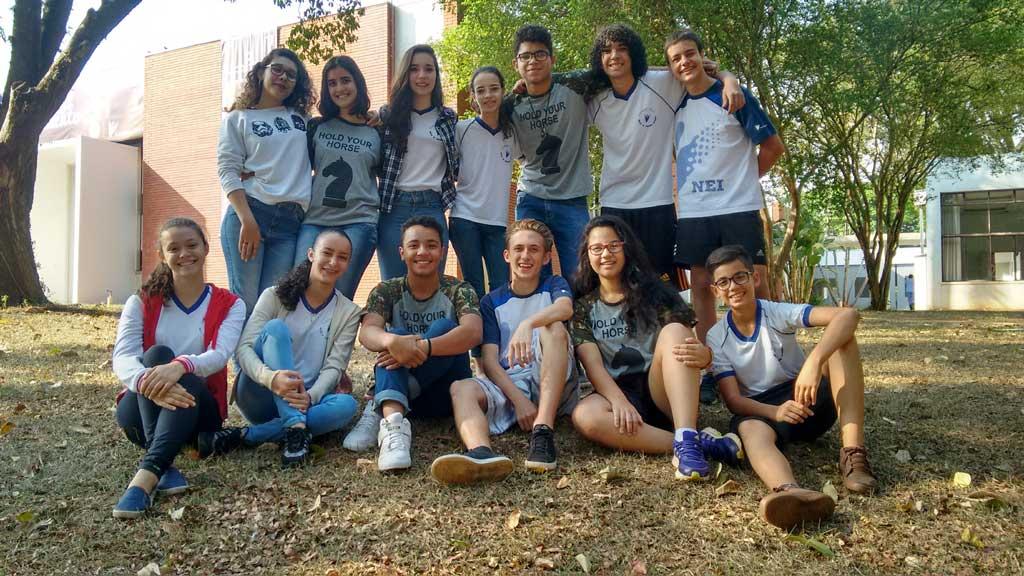 Educação - NEI conquista 15 medalhas na Olimpíada de Astronomia e Astronáutica