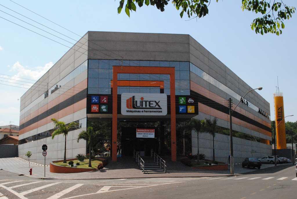 Cidades - Luitex inaugura nova loja com quinzena de ofertas