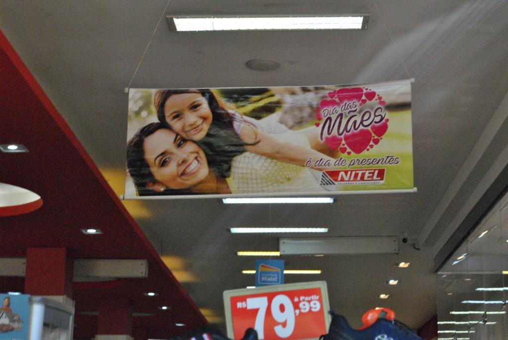 Cidades - Comércio terá horário especial para vendas do Dia das Mães