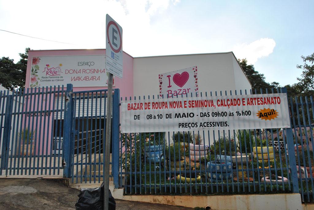 Cidades - Bazar do Dia das Mães será realizado no Espaço Dona Rosinha