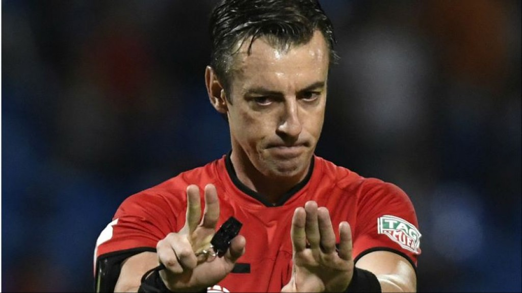 Esporte - Raphael Claus irá apitar decisão da sul-americana