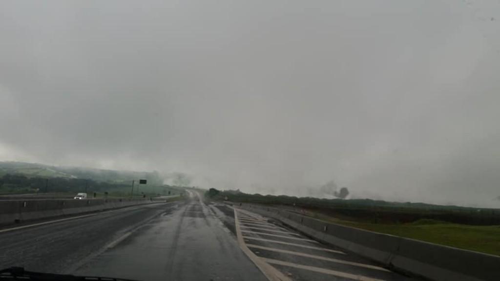 Cidades - Fevereiro registra 113 mm de chuvas