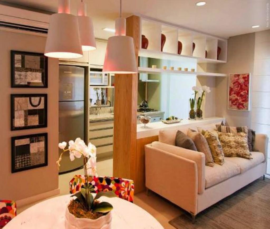 Arquitetura e Design - 7 dicas de decoração de sala pequena