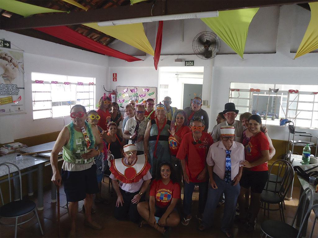 Cidades - Confraria do Conto vai celebrar o Carnaval no Asilo São Vicente