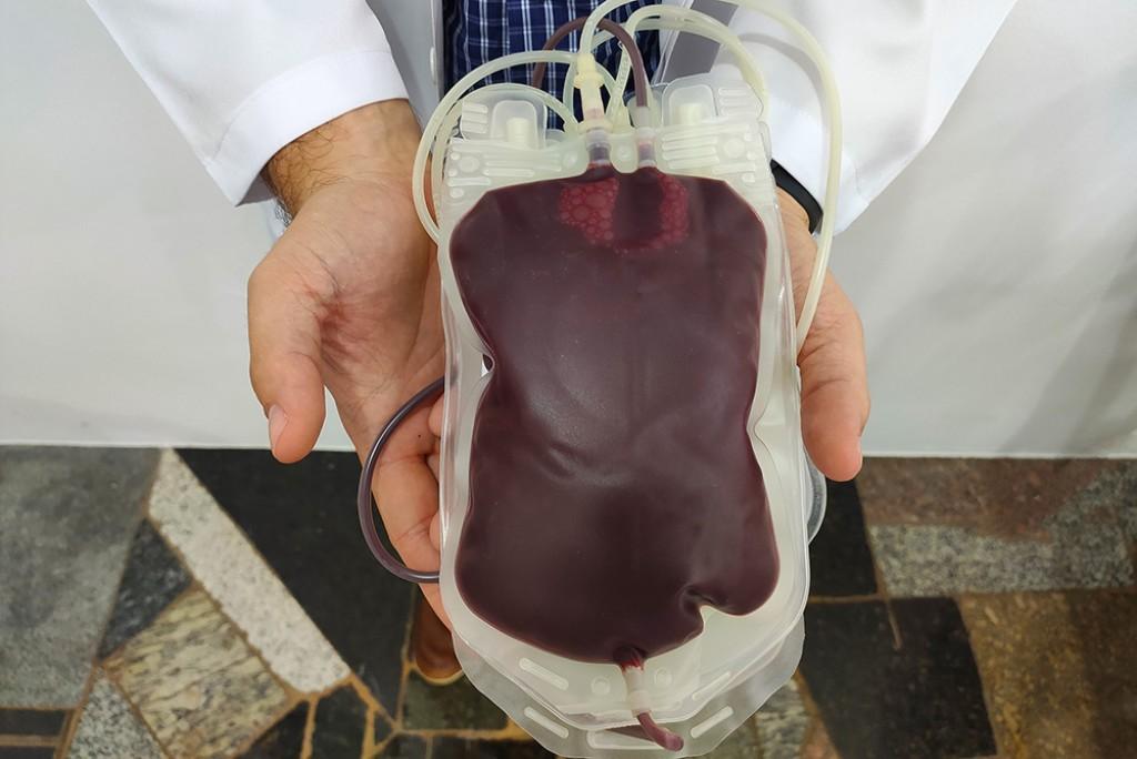 Cidades - Doação de sangue acontece amanhã