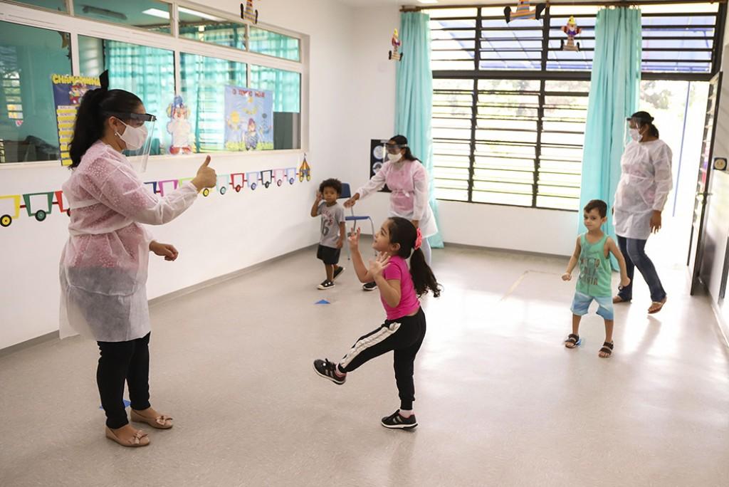 Cidades - Rede Municipal pode retornar em agosto com aulas presenciais