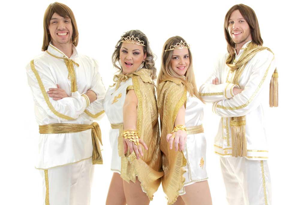 Cultura - Teatro Manoel Lyra recebe ABBA Majestat