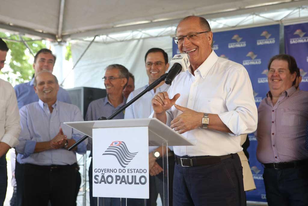 Cidades - Governador dá início às obras de modernização da SP-304