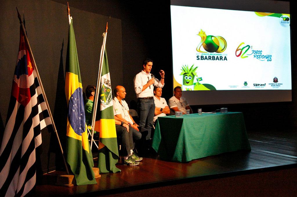 Esporte - Congresso Técnico define detalhes dos Jogos Regionais de S.Bárbara