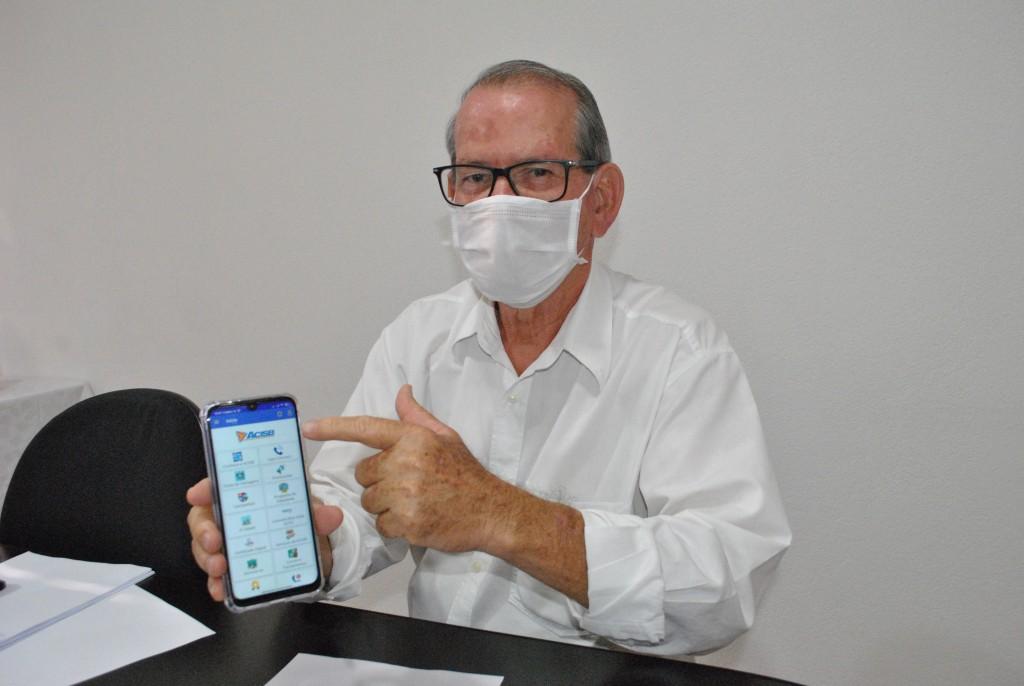 Cidades - Acisb lança aplicativo para auxiliar consumidores e lojistas