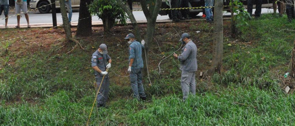 Polícia - Corpo de homem encontrado no Ribeirão