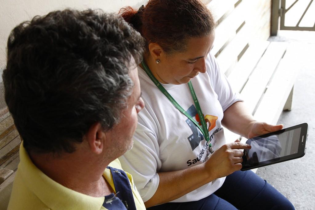 Saúde - Atualizados cadastros de famílias atendidas na UBS Planalto do Sol 2