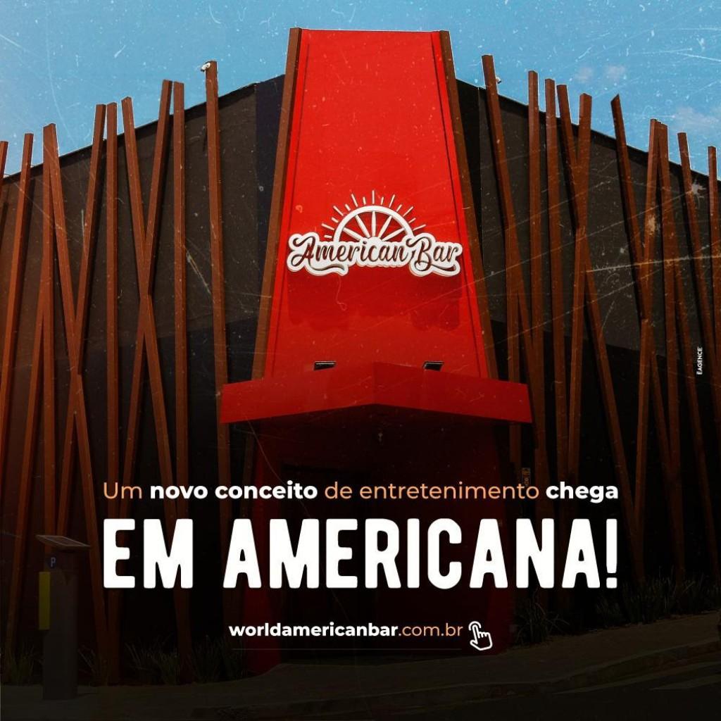 Cultura - Novo conceito de entretenimento chega à Americana no dia 10 de novembro