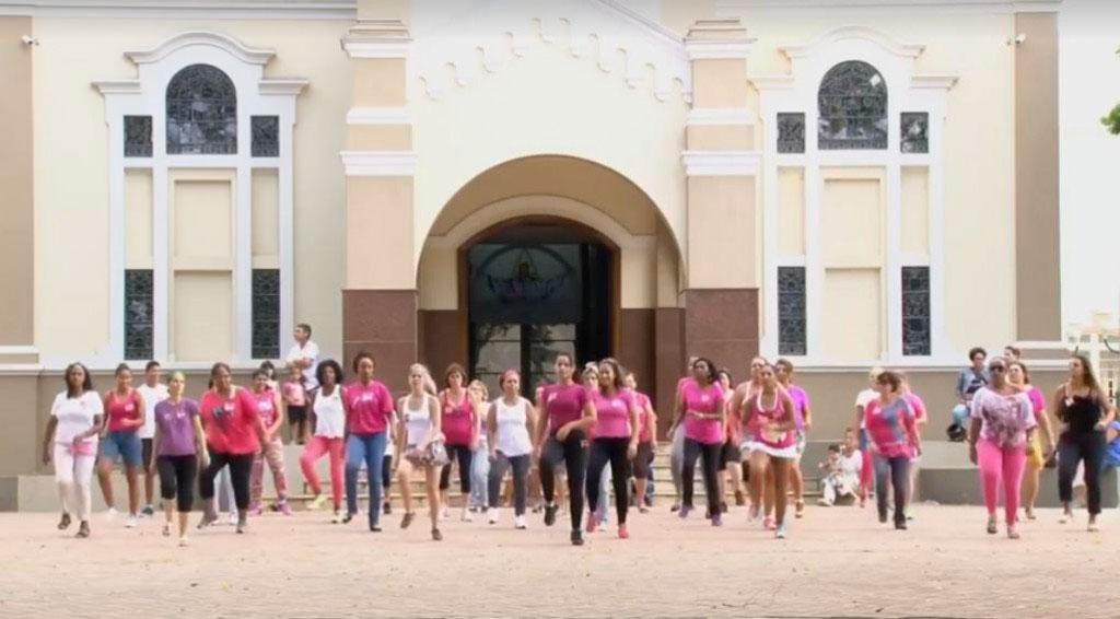 "Cidades - Rede Feminina adere a campanha ""One Billion Rising"""