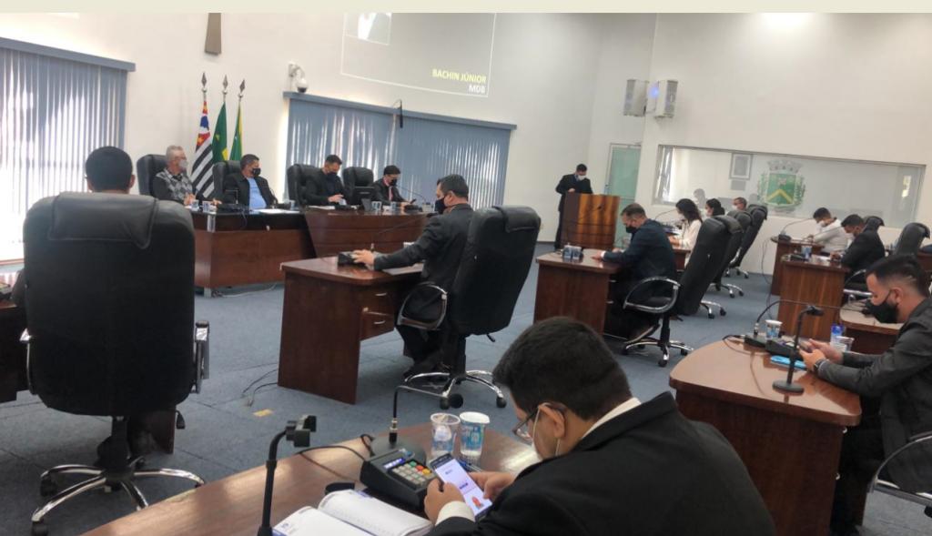 Cidades - Câmara aprova quatro  projetos na 25ª reunião ordinária