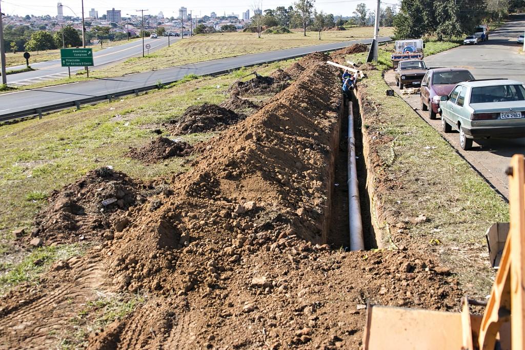 Cidades - Obras podem afetar abastecimento de água na região do Romano