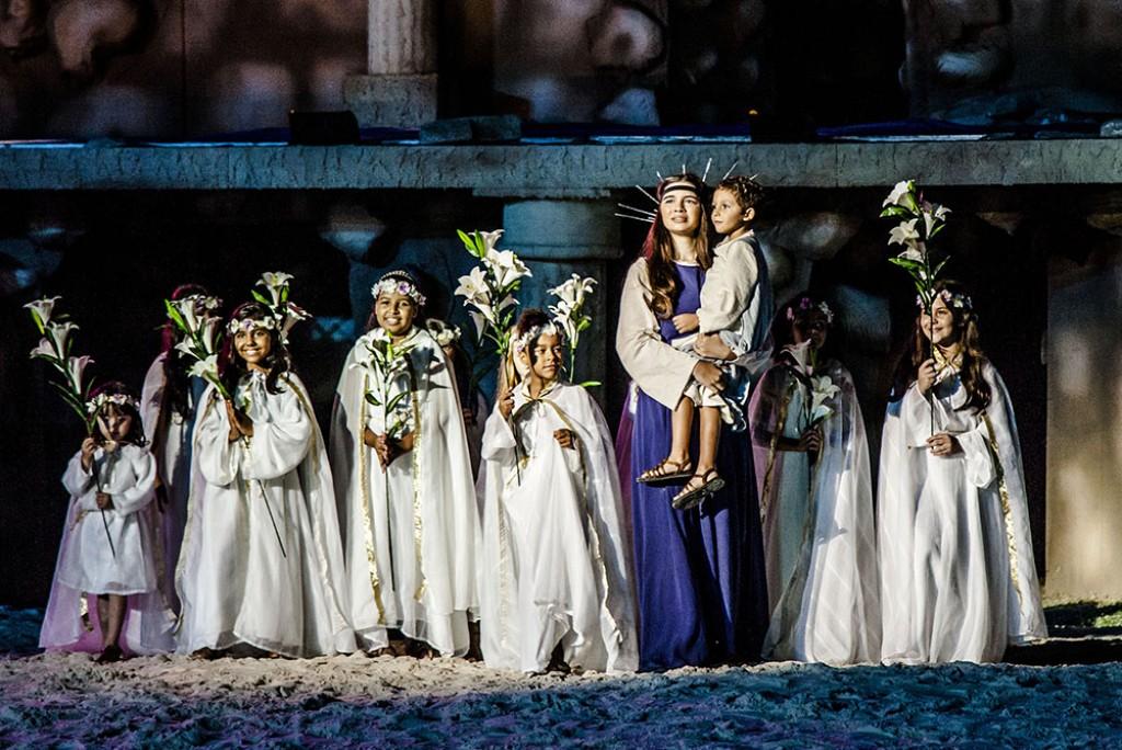 Cultura - 21ª edição do Espetáculo Via Crucis abre inscrições para elenco