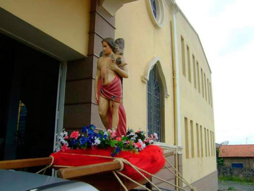 Cidades - Festa de São Sebastião será domingo no Caiubi