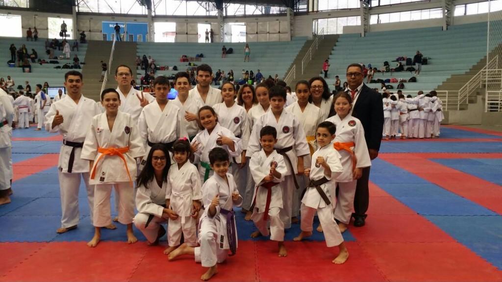 Esporte - Karatê conquista 21 medalhas no estadual
