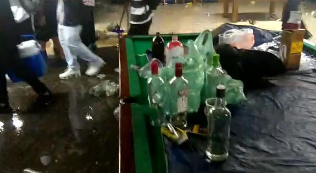 Polícia - Fiscais acabam com festa rave e aplicam multas