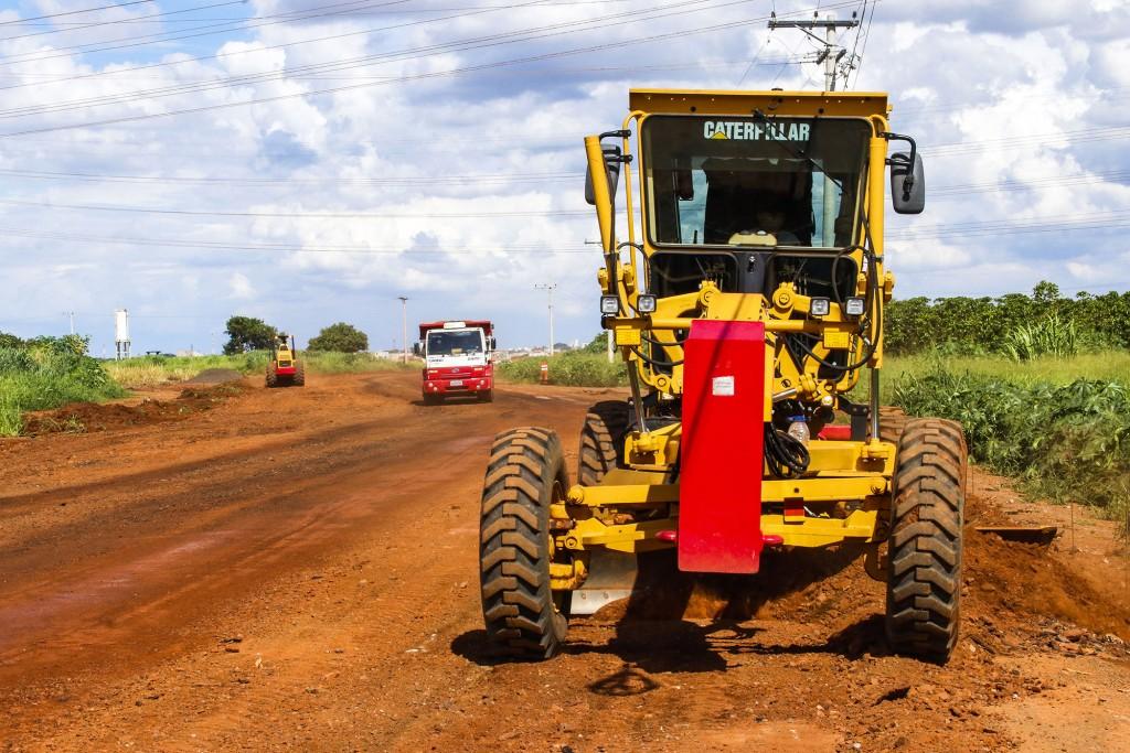 Cidades - Pavimentação da Estrada dos  Italianos será feita através de PPP