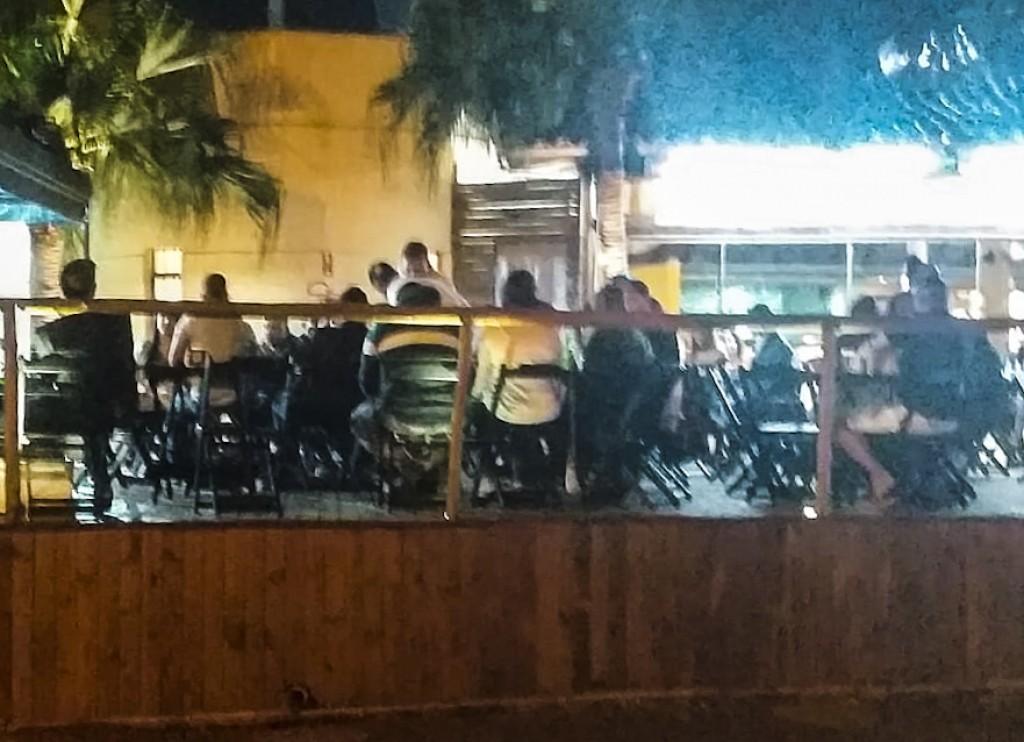 Polícia - Quatro locais autuados por aglomerações em SB
