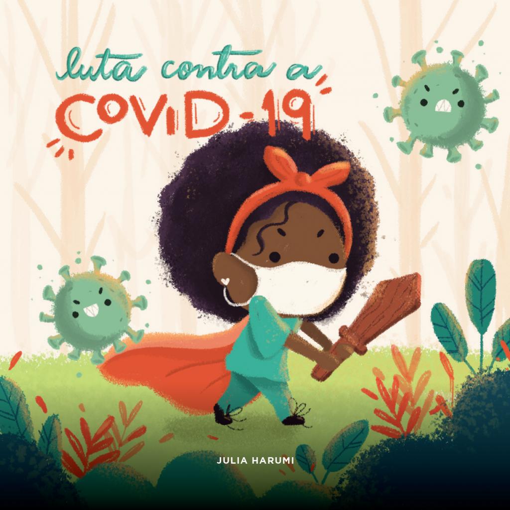 Cidades - Cartilha reforça a importância de cuidados contra a Covid-19
