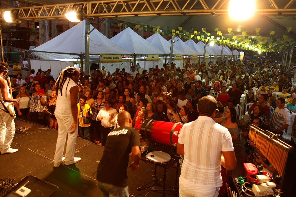 Cidades - 21ª Festa da Negadinha da Usina celebra bicentenário com 7,5 mil pessoas