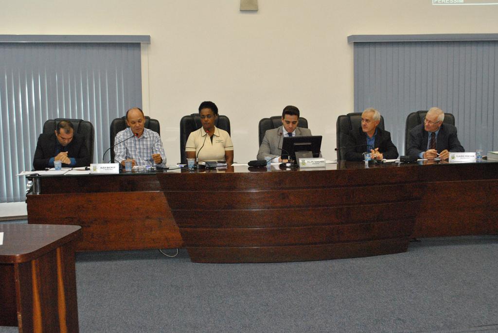 Educação - Segurança nas escolas é discutida na Câmara
