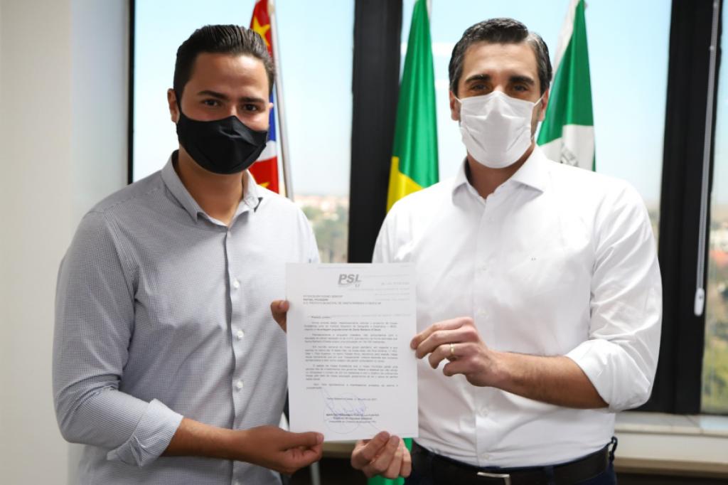 Política - Recontagem populacional: PSL Barbarense lança campanha  e pede apoio do prefeito