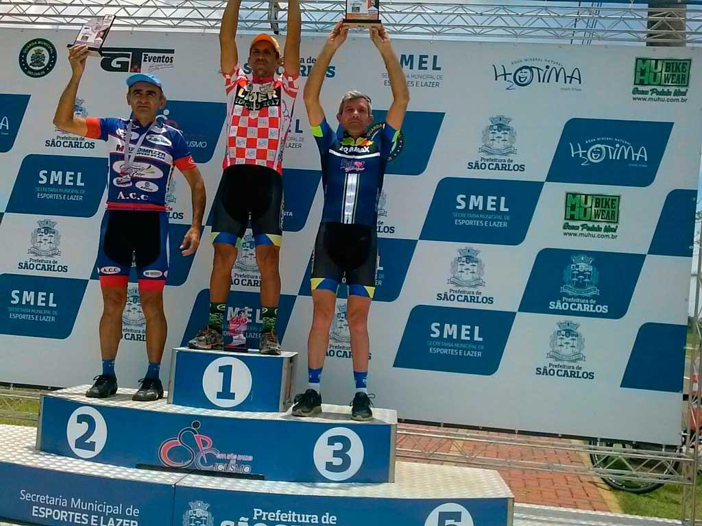 Esporte - Ciclista de SB vence Copa SP no master A