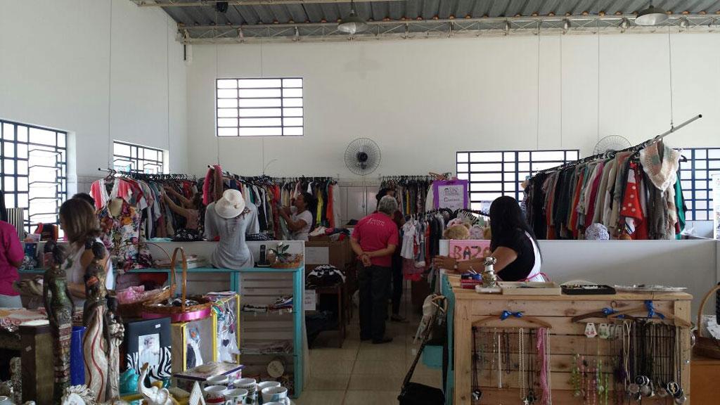 Cidades - Bazar do Dia das Mães acontece no Espaço Dona Rosinha