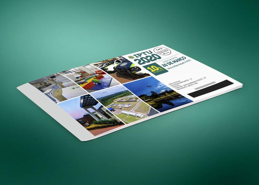 Cidades - IPTU-2021: primeira parcela ou parcela única com 10% de desconto vence em 20 de março