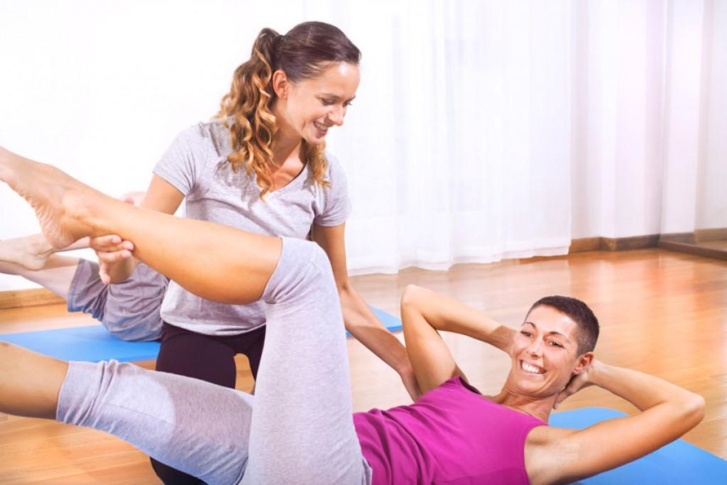 Caderno Mulher - Especial Outubro Rosa: Pilates contribui para reabilitação depois do câncer de mama