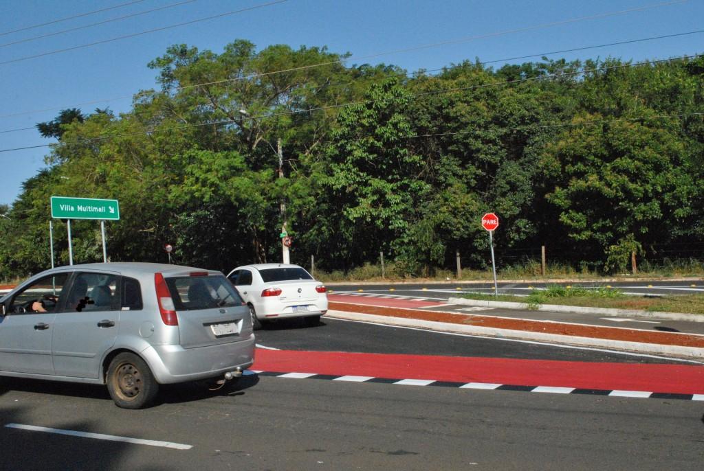Foto Do Dia - Melhorias no trânsito