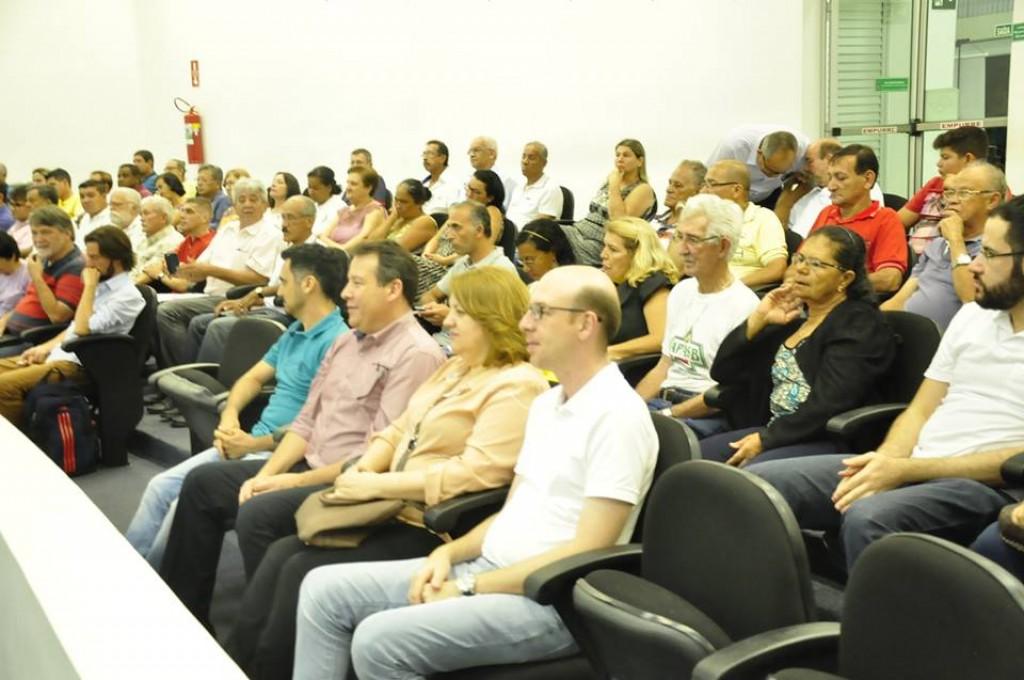 Política - Câmara sedia Audiência do Plano Diretor