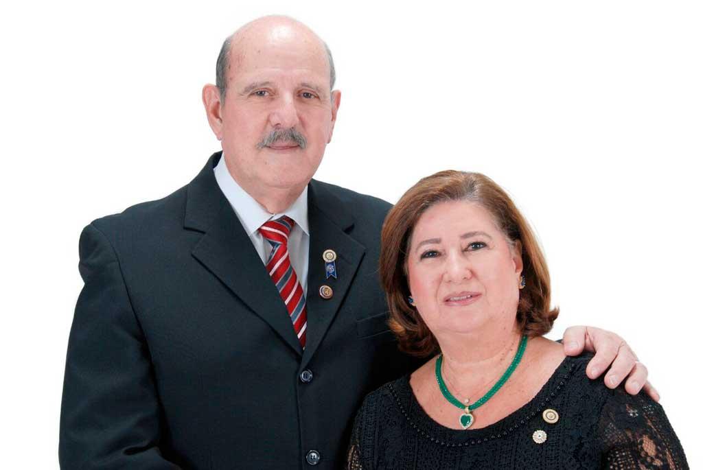 Cidades - Primeiro governador de SB de Rotary vai participar de cerimônia em San Diego