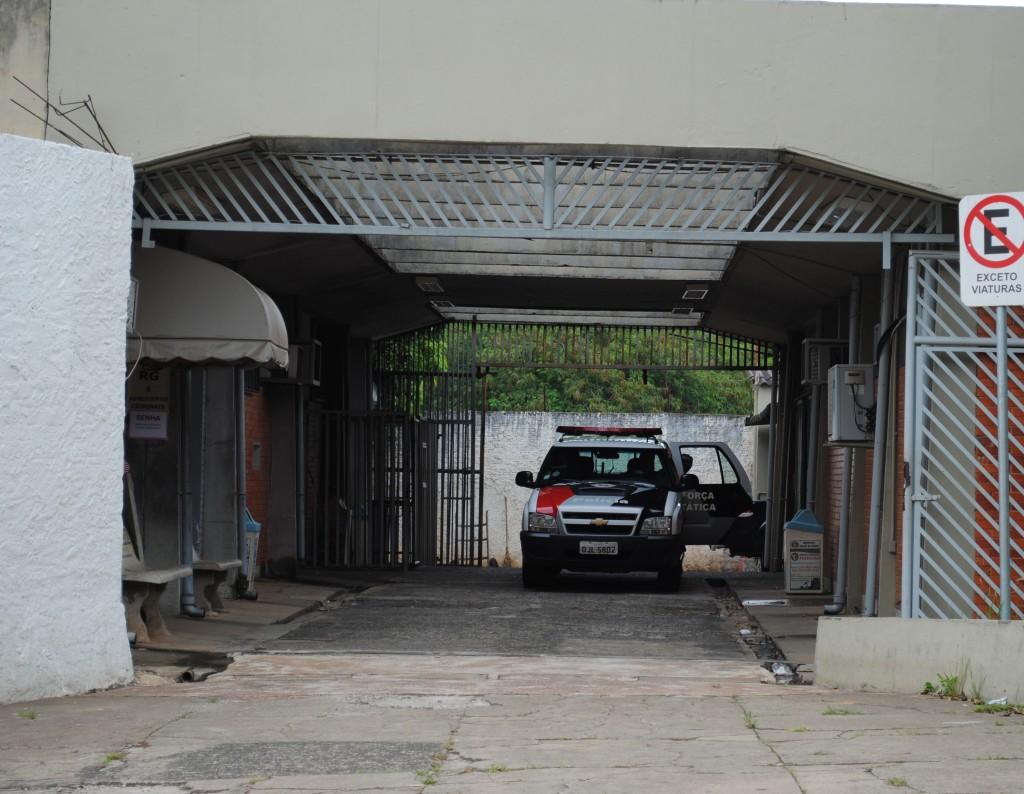 Polícia - Cadeia pública está desativada devido a pandemia