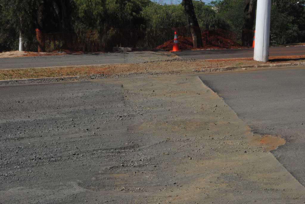 Cidades - DAE prevê reparar asfalto nesta semana