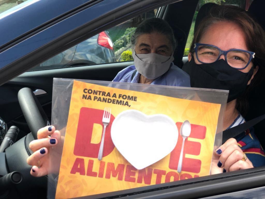 Cidades - Escolas do Sesi da Região realizam drive-thru solidário na 6ª feira (16/4)