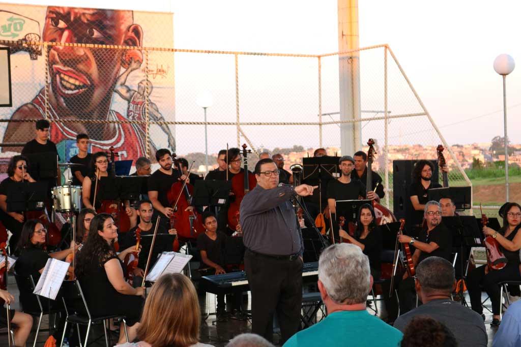 Cultura - Ninho Musical promove espetáculo no CEU das Artes