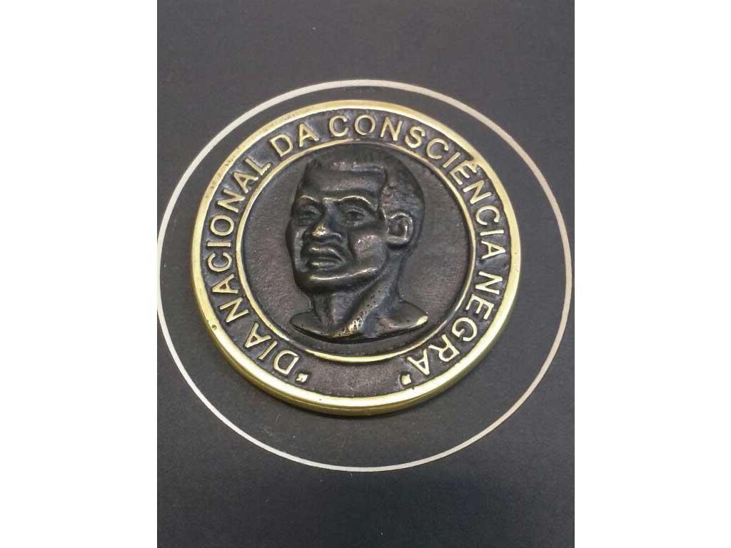 Cidades - Medalha Zumbi dos Palmares será entregue na 3ª feira